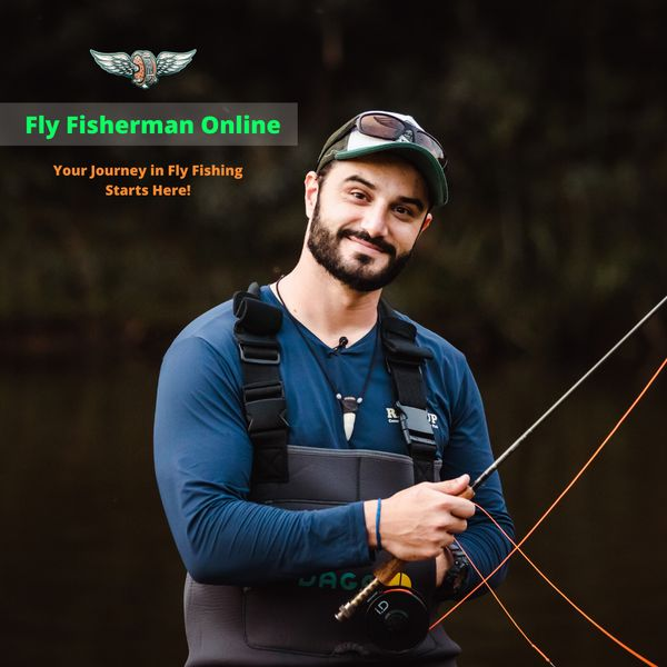 Imagem principal do produto Fly Fisherman Online