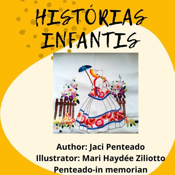 Imagem principal do produto E-book - HISTÓRIAS INFANTIS