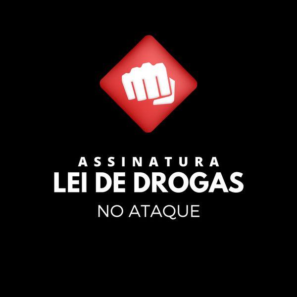 Imagem principal do produto ASSINATURA LEI DE DROGAS