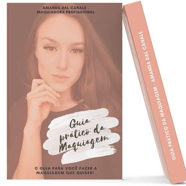 Imagem principal do produto Guia prático da Maquiagem