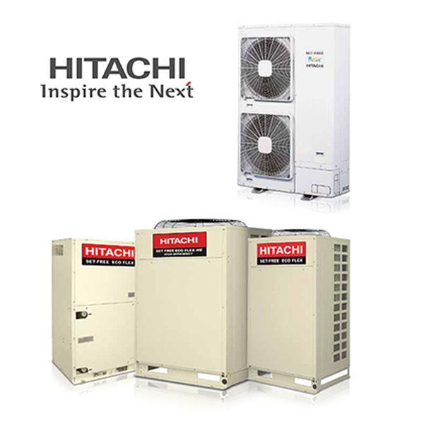 Imagem principal do produto Curso pratico de reparo em VRF Hitachi
