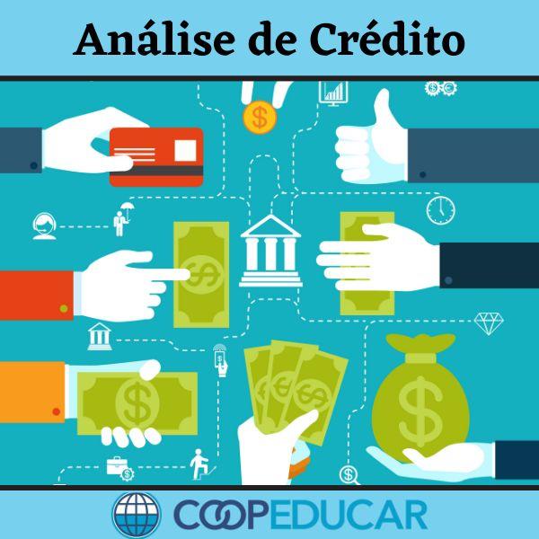 Imagem principal do produto Curso de Análise de Crédito - Prof. Luiz Itamar Rosa