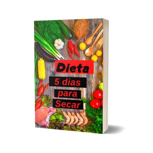 Imagem principal do produto Dieta 5 Dias para Secar
