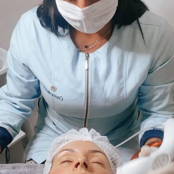 Imagem principal do produto Limpeza de pele