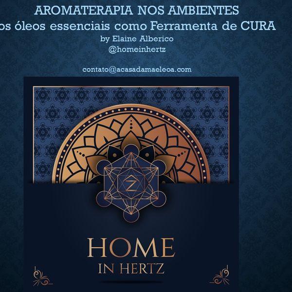 Imagem principal do produto Consultoria de Aromaterapia