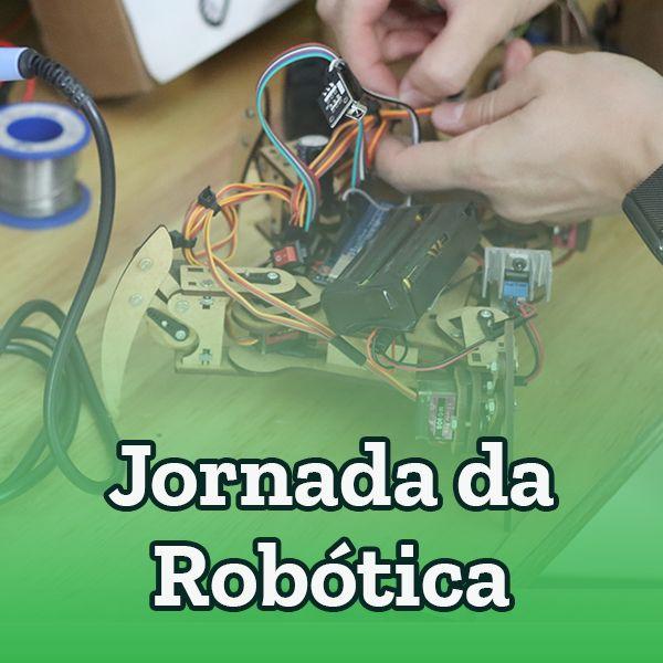 Imagem principal do produto Jornada da Robótica