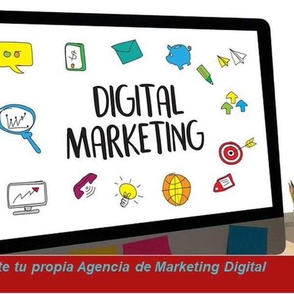 Convierte Tu Propia Agencia De Marketing Digital Cursosyebook Hotmart