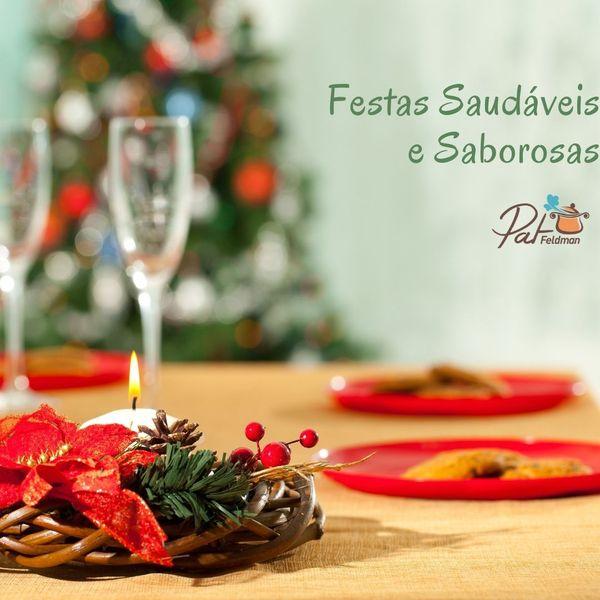 Imagem principal do produto Festas Saudáveis e Saborosas