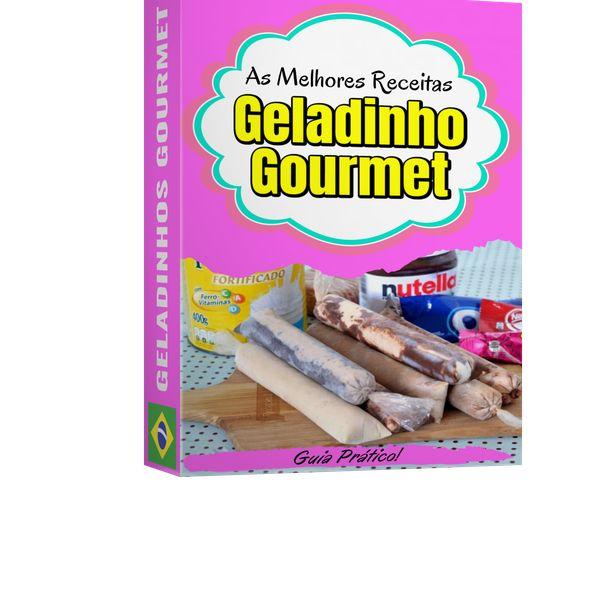 Imagem principal do produto As Melhores Receitas Geladinho Gourmet