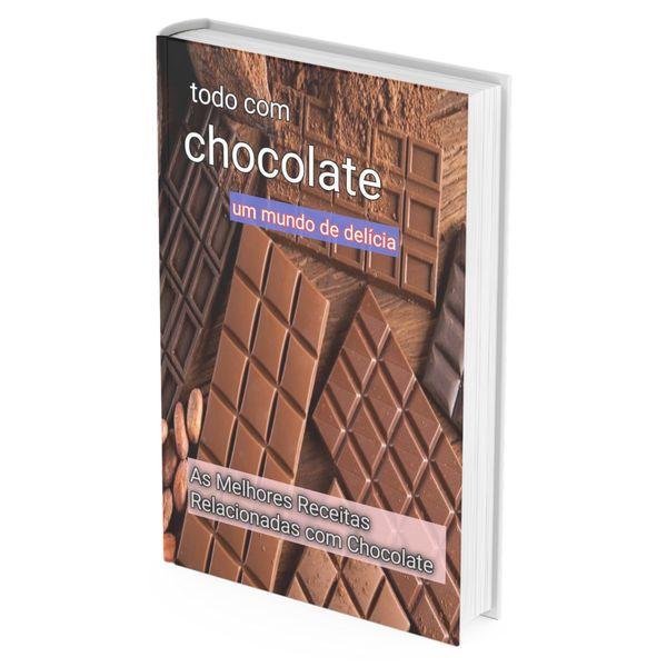 Imagem principal do produto As melhores receitas relacionadas com chocolate