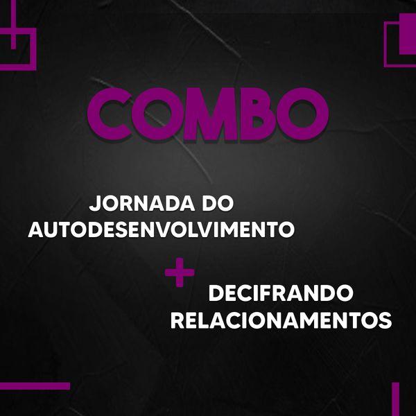 Imagem principal do produto Combo Jornada + Decifrando