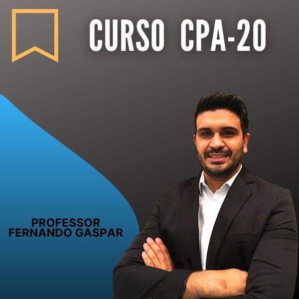 Imagem principal do produto Curso Preparatório CPA-20 | Lead Invest