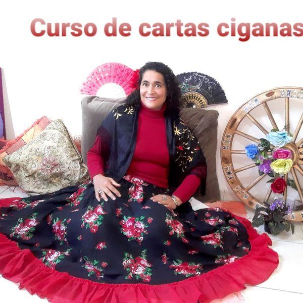 Imagem principal do produto INTRODUÇÃO AS CARTAS CIGANAS