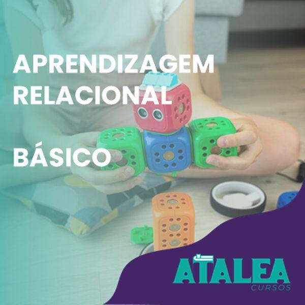 Imagem principal do produto Aprendizagem Relacional Básico: Ensino de Habilidades Cognitivas e de Linguagem para Pessoas Autistas