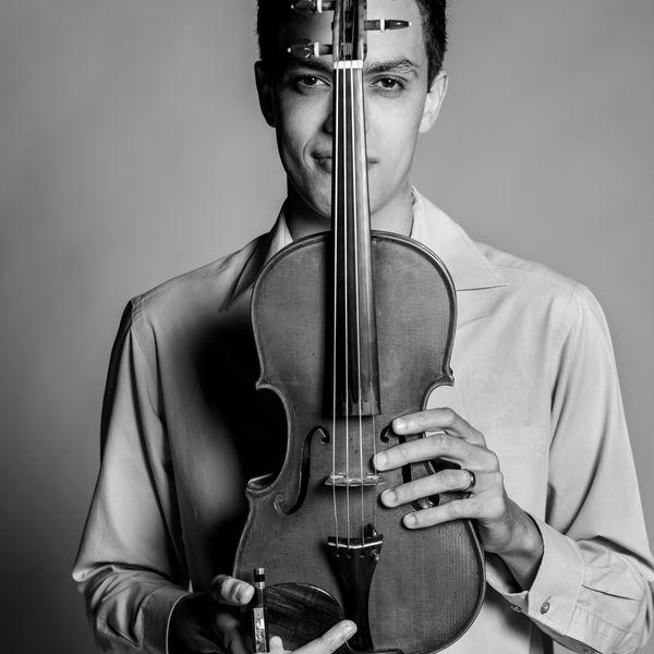 Imagem principal do produto Jornada de violinista