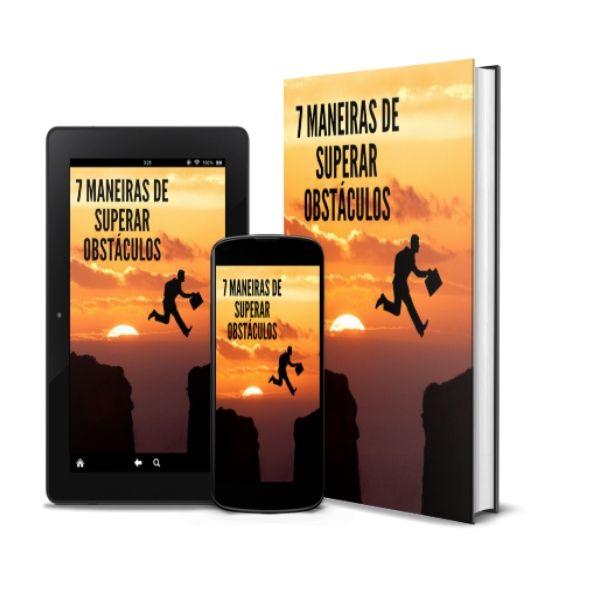 Imagem principal do produto 7 Maneiras de Superar Obstáculos