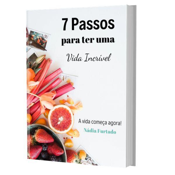 Imagem principal do produto 7 Passos para uma VIDA INCRÍVEL