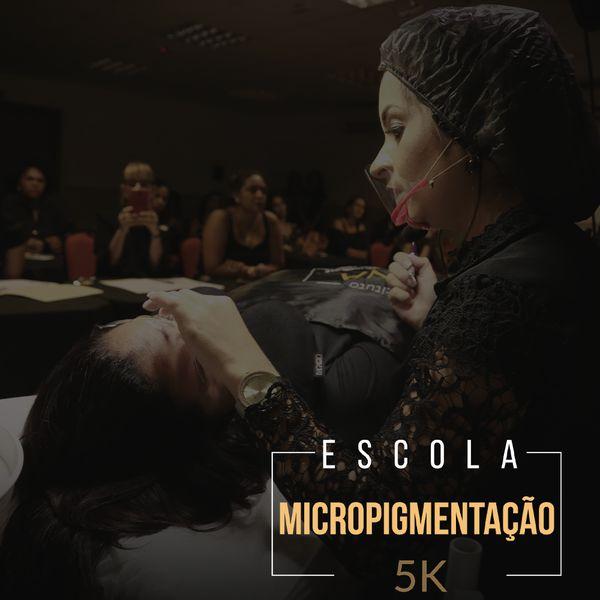 Imagem principal do produto Escola de Micropigmentação 5K