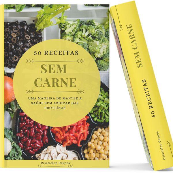 Imagem principal do produto 50 Receitas Sem Carnes