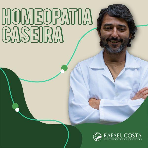 Imagem principal do produto CURSO DE HOMEOPATIA CASEIRA