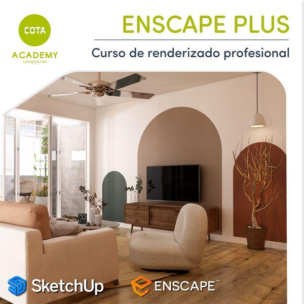 Imagem principal do produto Enscape Plus