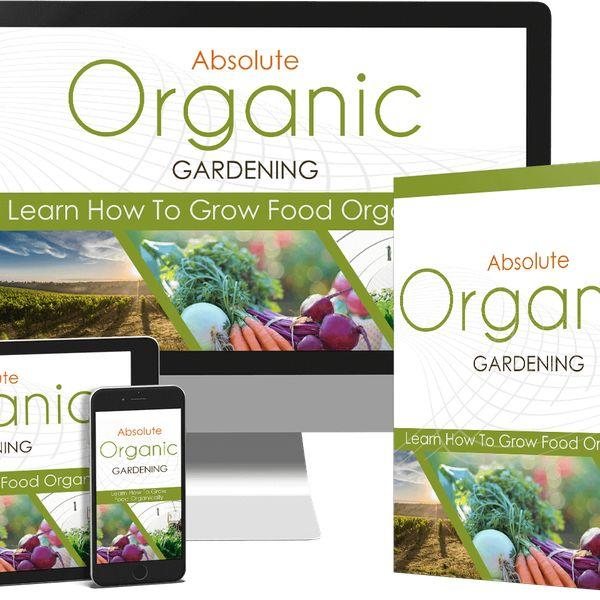 Imagem principal do produto Jardingem Organica Saude              UMA SUPER OFERTA APROVEITE!!