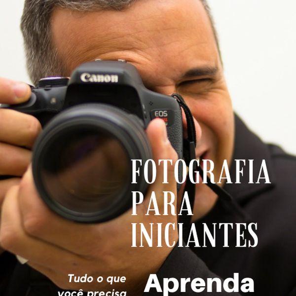 Imagem principal do produto FOTOGRAFIA PARA INICIANTES