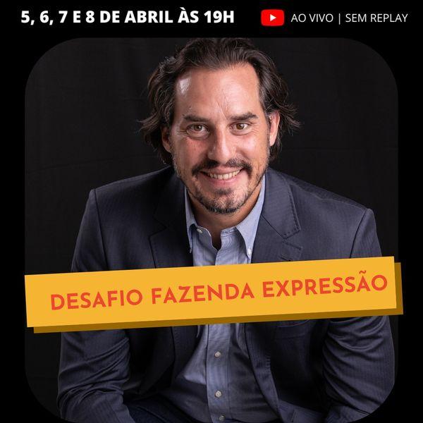 Imagem principal do produto Desafio Fazenda Expressão (VIP)