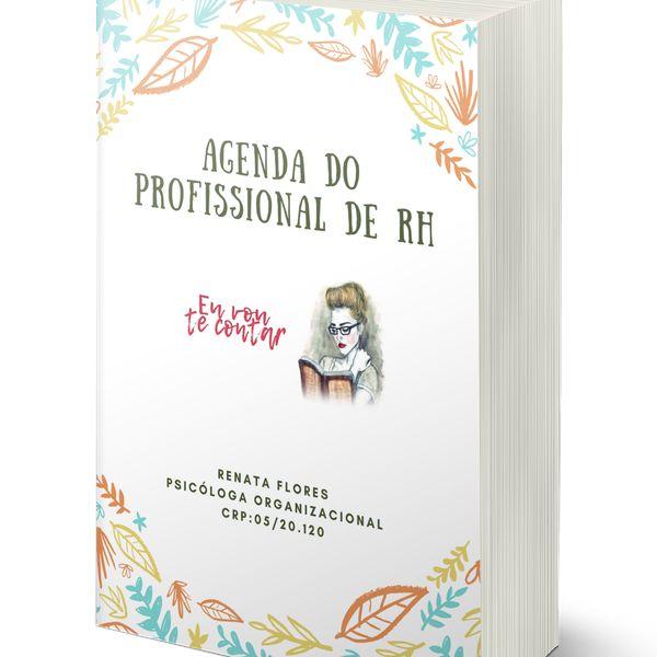 Imagem principal do produto AGENDA DO PROFISSIONAL DE RH