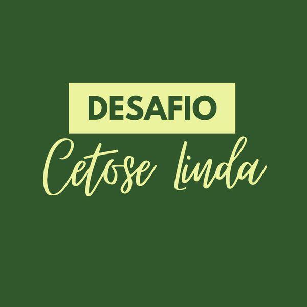 Imagem principal do produto Desafio CETOSE LINDA