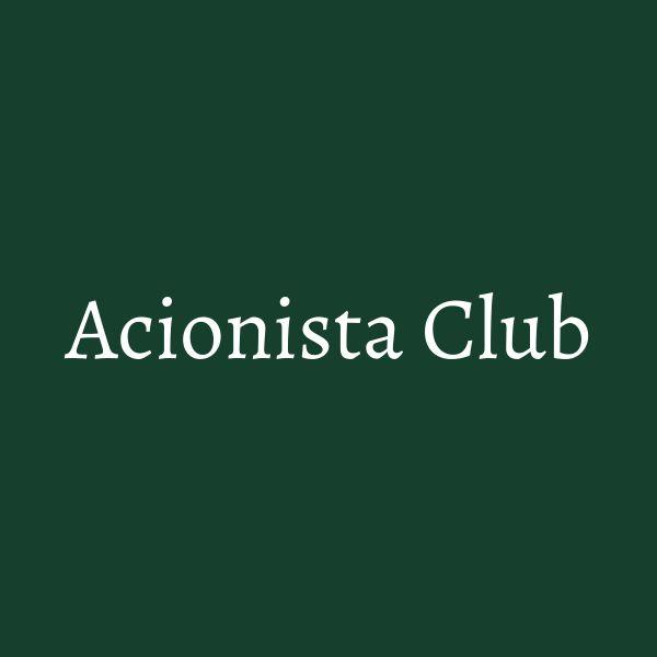 Imagem principal do produto Acionista Club