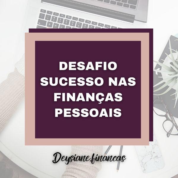 Imagem principal do produto Desafio Sucesso Nas Finanças Pessoais