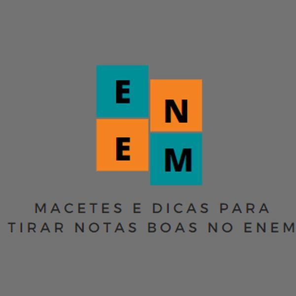 Imagem principal do produto Macetes e dicas para tirar notas boas no ENEM (Exame Nacional do Ensino Médio)