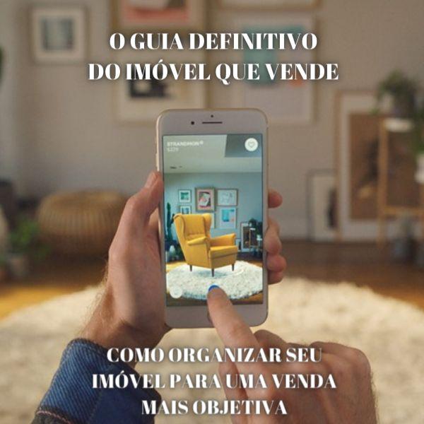 Imagem principal do produto GUIA DEFINITIVO DO IMÓVEL QUE VENDE