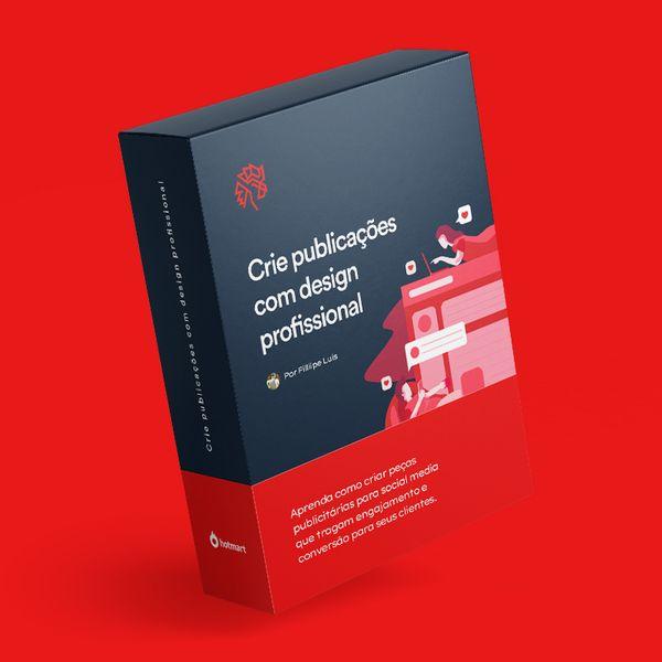 Imagem principal do produto Design para Social Media - Primeira Turma