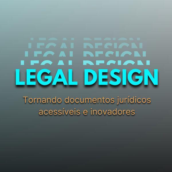 Imagem principal do produto Legal Design - Adeus juridiquês!