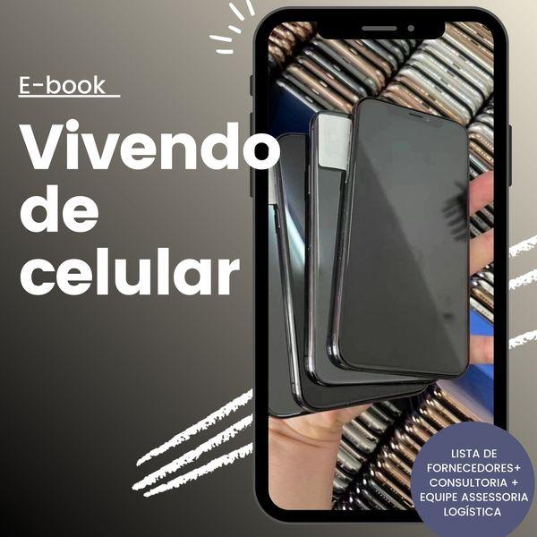 Imagem principal do produto E-book Vivendo de Celular
