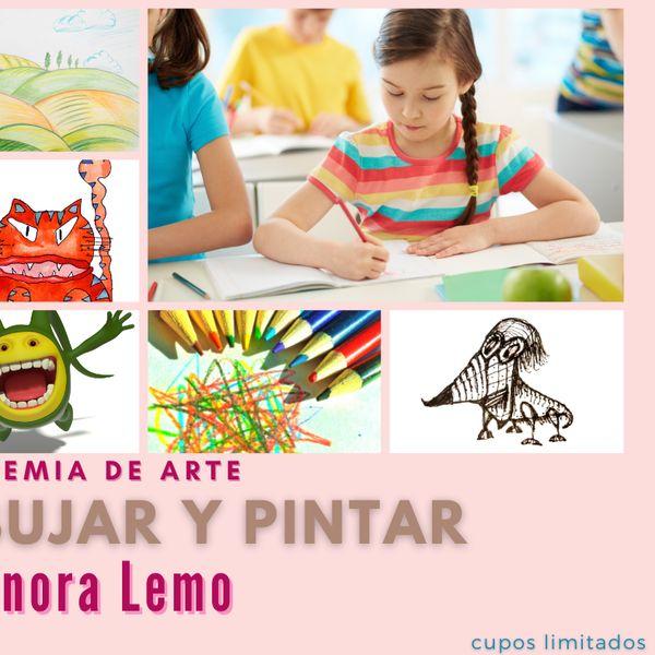 Imagem principal do produto CreartEleonora - Aprender dibujando y pintando