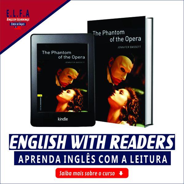 Imagem principal do produto Curso de Inglês com Leitura (English with Readers)