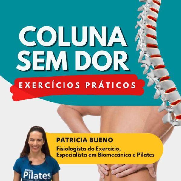 Imagem principal do produto Coluna sem Dor: Exercícios Práticos