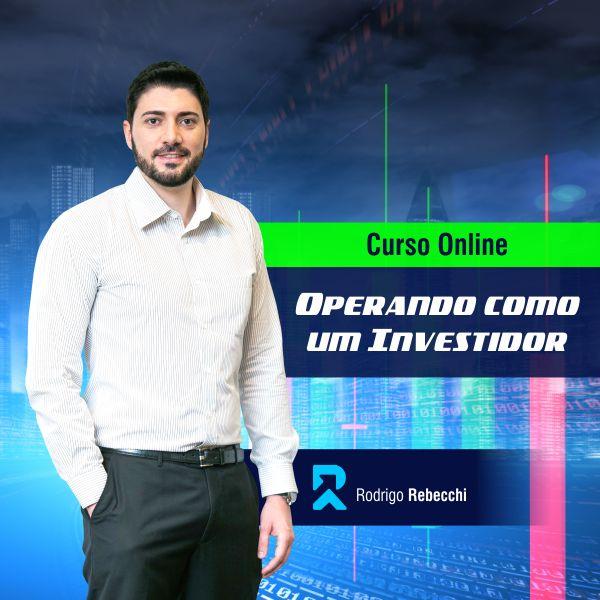 Imagem principal do produto Curso Online - Operando como um Investidor