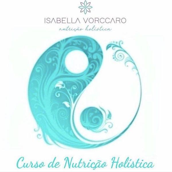 Imagem principal do produto Curso de Nutrição Holística by Isabella Vorccaro