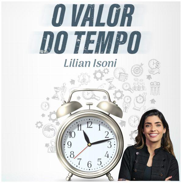 Imagem principal do produto O Valor do Tempo