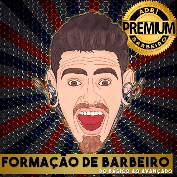 Imagem principal do produto Adri Barbeiro Premium