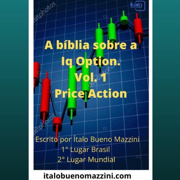 Imagem principal do produto A Bíblia sobre a Iq Option