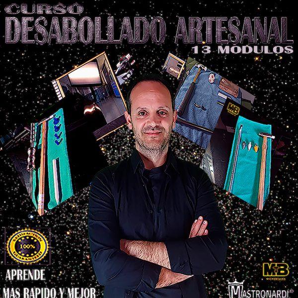 Imagem principal do produto DESABOLLADO ARTESANAL