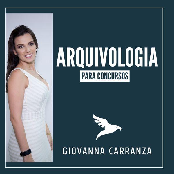 Imagem principal do produto Arquivologia para concursos