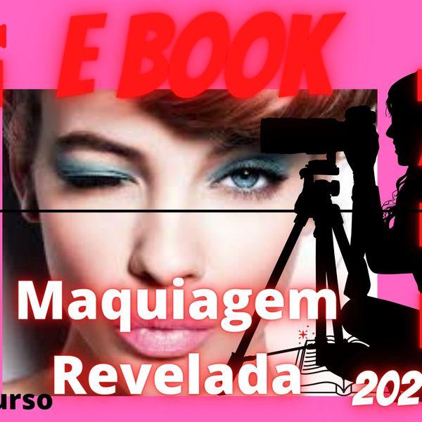 Imagem principal do produto Curso Maquiagem Revelada