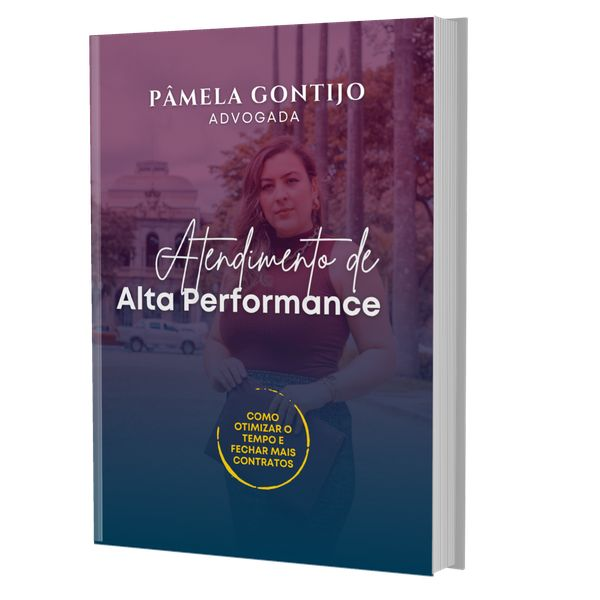 Imagem principal do produto ATENDIMENTO DE ALTA PERFORMANCE