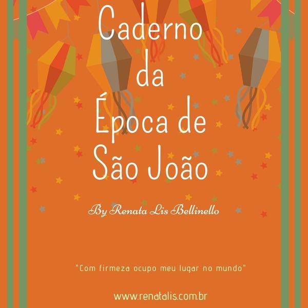 Imagem principal do produto Ebook Época de São João
